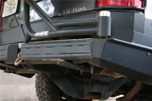 LR3 Rear Bumper 3