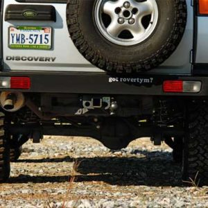 Rear Bumper Discovery 2