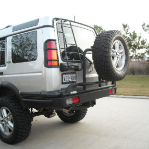 Discovery 2 Swing Away Rear Tire Bumper