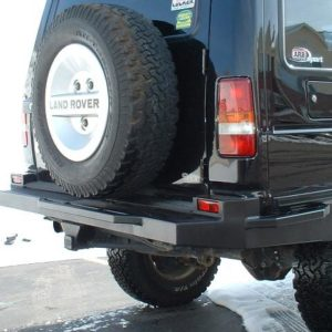 Rear Bumper with Nerf