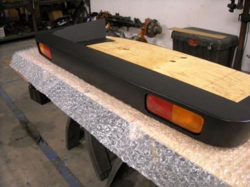 D2 Rear bumper image 1